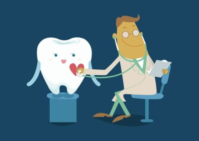 Can dental problems cause high blood pressure?